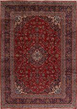 New listing Floral Ardakan Traditional Area Rug Hand-Knotted Oriental Room Size Carpet 8x11