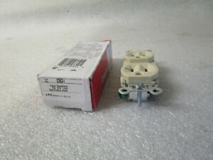Legrand 5362-I Duplex Receptacle 20A 125V Ivory