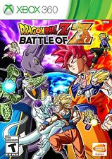 NEW Dragon Ball Z: Battle of Z  (Microsoft Xbox 360, 2014) NTSC