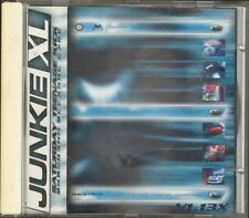 JUNKIE XL Saturday Teenage Kick 12 track CD 1997