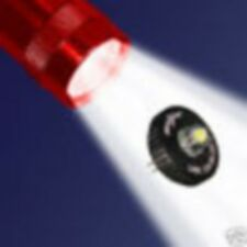 AA MINI MAGLITE LED UPGRADE BULB with REFLECTOR 30 LUMENS NITE IZE LRB2-07 NEW
