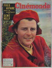 Gérard Philipe Revue Cinémonde Novembre 1956