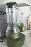 Electrolux Explore 7 E7CB1-6GM Standmixer Blender Smoothie Edelstahl Grün NEU