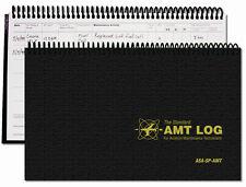 AMT Log - ASA Maintenance Technician Mechanic A&P Student Logbook - ASA-SP-AMT
