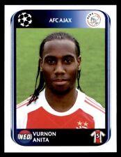 Panini Champions League 2010-2011 Vurnon Anita AFC Ajax No. 452