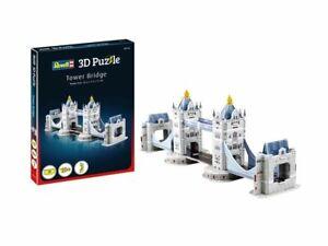 Revell 22 piece foamboard 3D Puzzle / Model Kit- Tower Bridge  RV00116