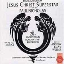 Original Broadway Ca - Jesus Christ Superstar [New CD] UK - Imp