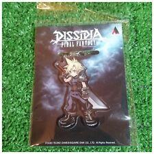 Dissidia Final Fantasy Acrylic Keyholder Keychain / Cloud / SQUARE ENIX