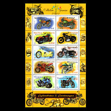 France 2002 - Motorcycles - Sc 2913 MNH