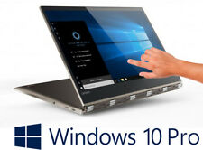"Lenovo Yoga 920 Bronze LAPTOP 13.9"" Touch Screen Intel i5 CPU 8GB RAM 256GB SSD"