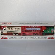 Lledo: Promotional Set: Limited Edition: Model Vans : Series 5 : EXCHANGE & MART