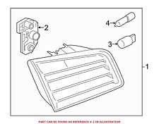 For BMW Genuine Back Up Light Socket Rear Left 63217263535