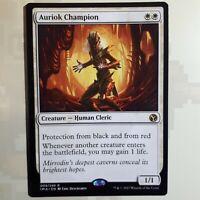 Auriok Champion - Iconic Masters (Magic/mtg) NM/LP
