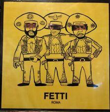 Fetti - Roma - Freddie Gibbs, Curren$y and Alchemist - Limited run, black Vinyl