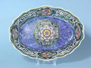 "Vintage New Hall Potteries ""Boullemier Pattern"" Serving Bowl"
