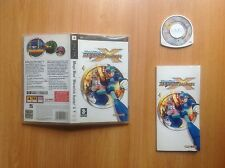 Mega Man: Maverick Hunter X (PSP/game/ver. EUR)