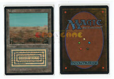 MTG Magic - Steppa - Scrubland - 1ª Edizione Italian Revised FBB 1994 OTTIMA