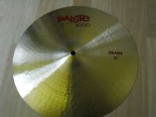 "16"" Paiste 3000 Crash Cymbal 1160g 2002 alloy"