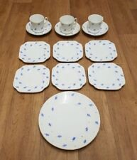Unboxed Saucer Blue Wedgwood Porcelain & China