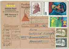 PK-BRD federal + Berlín 1974 mié. 799, 806, 808, b359, b427 gestpl. (#35712)