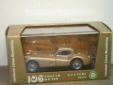 Jaguar XK 3.5 Litre Coupe - Brumm R106 Italy 1:43 in Box *39129
