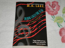 Death Calls the Tune by M. D. Lake    *SIGNED*    -pb-   -JA