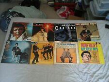 60s Vinyl LP Records Elvis Presley Roy Orbison Cliff Richard Gerry & Pacemakers