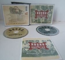 Bound for Movin On CD 2 Disc Retrospective Canadian Country Rare OOP Play Tested