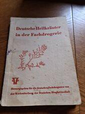 Deutsche Heil Kräuter in der Fachdrogerie