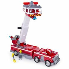PAW Patrol Ultimate Rescue Marshalls Fire Truck Playset 2 Feet Ladder Kids Toys