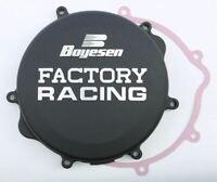 Factory Clutch Cover Black For 2007 Honda CRF250R~Boyesen CC-07B