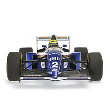 AYRTON Senna 1994 WILLIAMS RENAULT FW16 f1 CAR MODEL 1:18 Minichamps nuova