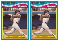 (2) 1988 Topps Toys R' Us Rookies Baseball 12 Mike Greenwell Lot Red Sox