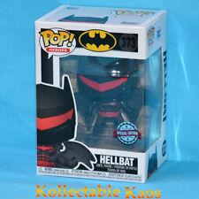 Funko Pop Batman Hellbat # 373 DC Heroes Vinyl Figure