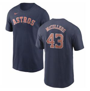 Nike Men's Houston Astros MLB Lance McCullers #43 Shirt Sz. 2XL NEW N199-44B