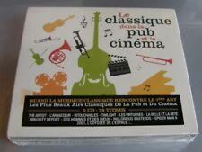LE CLASSIQUE DANS LA PUB ET LE CINEMA (5CD) VARIOUS ARTISTS - NEUF SCELLE