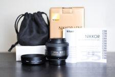 Nikon AF-S 35mm 1.8G Prime DX Lens - US Model & MINT!