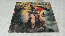 MOLLY HATCHET  33 LP  HARD ROCK METAL  FLIRTING WITH DESASTER