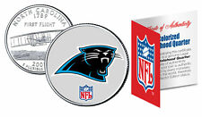 CAROLINA PANTHERS NFL No. Carolina US Statehood Quarter U.S. Coin *Licensed