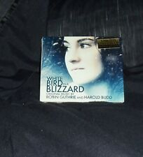 White Bird in a Blizzard Original Score Robin Guthrie Harold Budd CD NEW SEALED