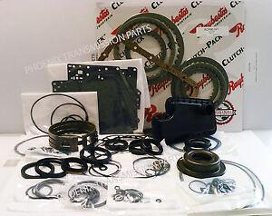 JF506E Transmission Rebuild Kit Clutches Filter Band Mazda Jaguar Land Rover