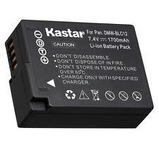1x Kastar Battery for Panasonic Lumix DMW-BLC12 DMC-2500 DMC-G5 DMC-G6 DMC-G7