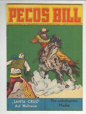 PECOS BILL N. 64 ORIGINALE MONDIAL CASA EDITRICE nello stato 1-2!!!