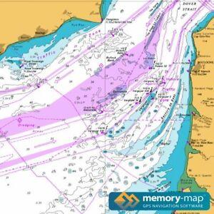 USB GPS Memory Map Charts New Sealed Laptop Receiver Antenna Sensor