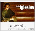 JULIO IGLESIAS - SE TORNASSI-ALL THE HITS 3 CD NEU