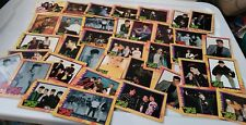 NEW KIDS ON THE BLOCK 36 trading card set with 1 stickers 1989 C19STL