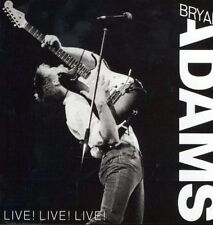BRYAN ADAMS - Live!Live!Live!  CD Topzustand!