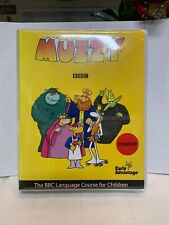 BBC Muzzy Chinese DVD Childrens Language Learning Course Kit