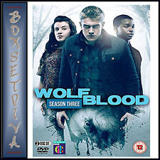 WOLFBLOOD - COMPLETE SERIES 3   *BRAND NEW DVD**