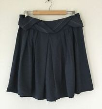 Unbranded Above Knee Polyester Pleated Skirts for Women